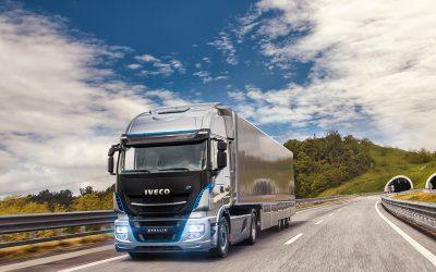 IVECO introduceert Truck Stations langs alle belangrijke Europese transportroutes om het vrachtverkeer rijdende te houden