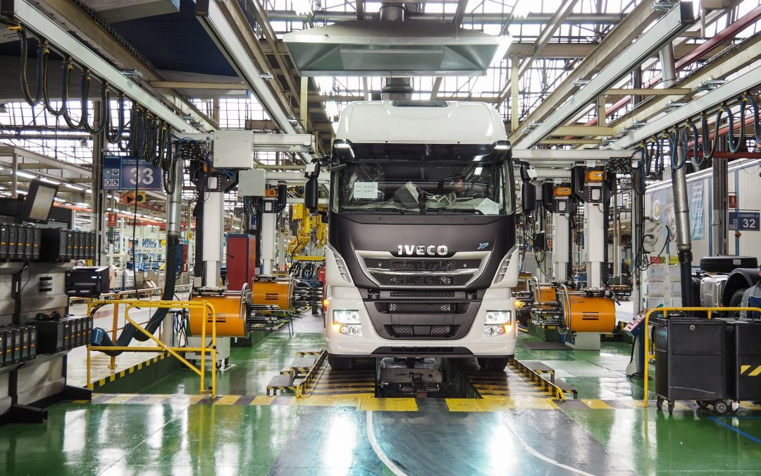 IVECO Madrid ontvangt Gouden Medaille in World Class Manufacturing